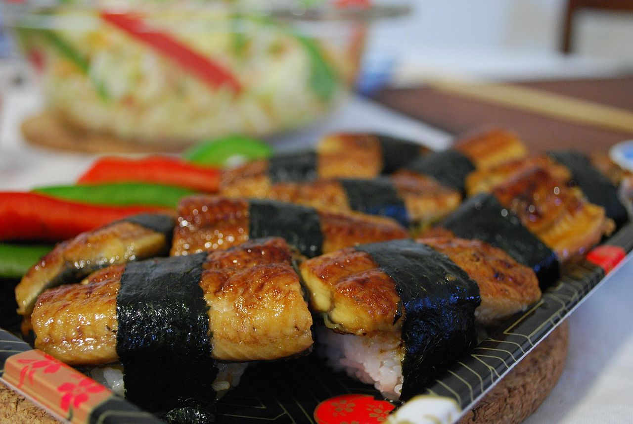 Eel in Your Sushi? What to Expect | YouMeSushi
