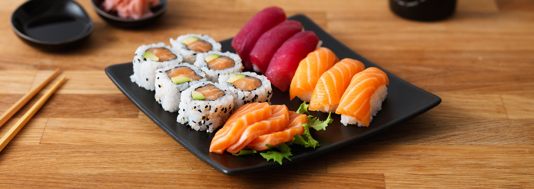 Food Delivery London Sushi